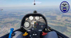 LS4 Cockpit